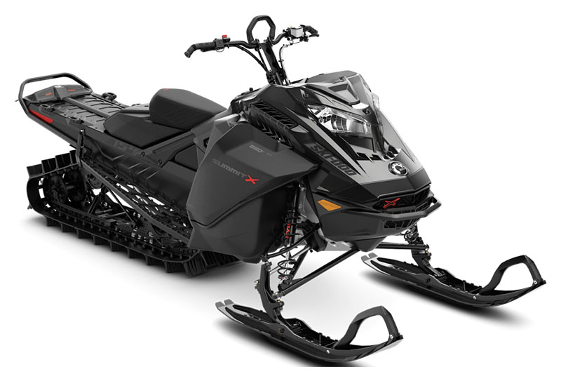 2022 Ski-Doo Summit X 154 850 E-TEC ES PowderMax Light 2.5 w/ FlexEdge SL in Evanston, Wyoming