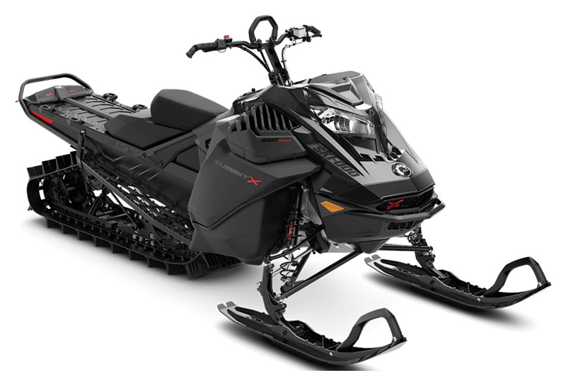 2022 Ski-Doo Summit X 154 850 E-TEC Turbo SHOT PowderMax Light 2.5 w/ FlexEdge HA in Bozeman, Montana - Photo 1