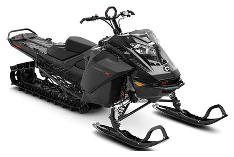 2022 Ski-Doo Summit X 165 850 E-TEC ES PowderMax Light 2.5 w/ FlexEdge SL in Ponderay, Idaho