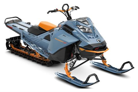 2022 Ski-Doo Summit X 165 850 E-TEC ES PowderMax Light 2.5 w/ FlexEdge SL in Presque Isle, Maine - Photo 1