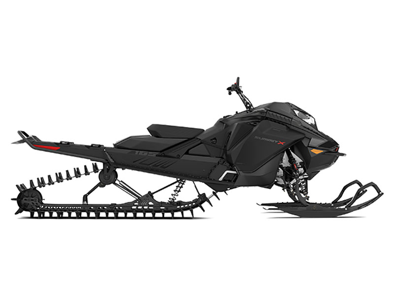 2022 Ski-Doo Summit X 165 850 E-TEC SHOT PowderMax Light 3.0 w/ FlexEdge SL in Dansville, New York - Photo 2