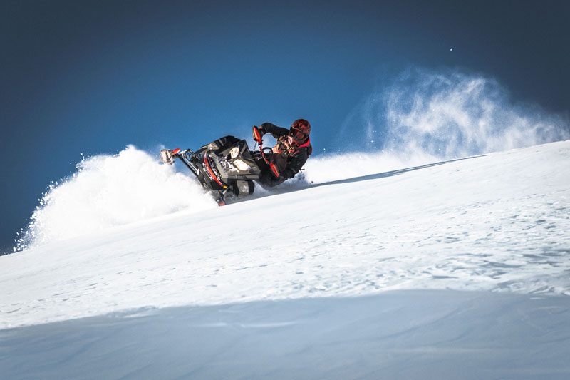 2022 Ski-Doo Summit X 165 850 E-TEC SHOT PowderMax Light 3.0 w/ FlexEdge SL in Devils Lake, North Dakota - Photo 2