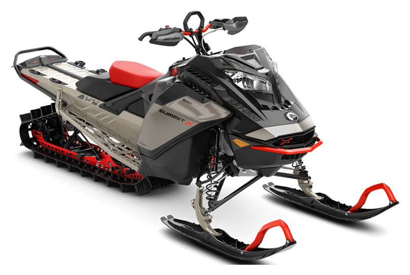 2022 Ski-Doo Summit X Expert 154 850 E-TEC SHOT PowderMax Light 3.0 w/ FlexEdge SL in Sully, Iowa - Photo 1