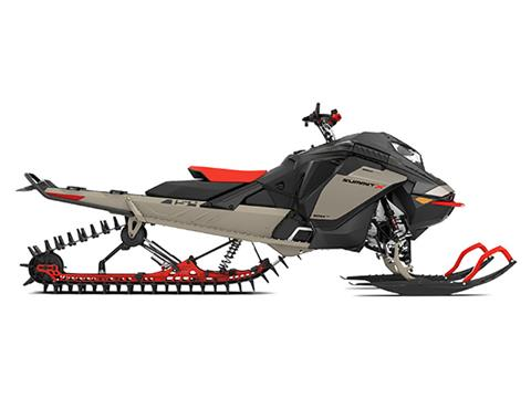 2022 Ski-Doo Summit X Expert 154 850 E-TEC SHOT PowderMax Light 3.0 w/ FlexEdge HA in Speculator, New York - Photo 2