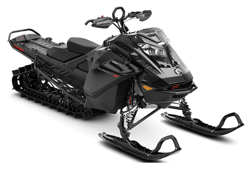 2022 Ski-Doo Summit X Expert 154 850 E-TEC SHOT PowderMax Light 3.0 w/ FlexEdge SL in Grimes, Iowa - Photo 1