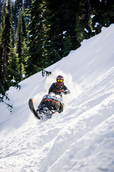 2022 Ski-Doo Summit X Expert 154 850 E-TEC SHOT PowderMax Light 3.0 w/ FlexEdge HA in Erda, Utah - Photo 6