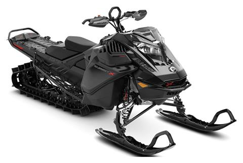 2022 Ski-Doo Summit X Expert 154 850 E-TEC Turbo SHOT PowderMax Light 2.5 w/ FlexEdge HA in Ponderay, Idaho