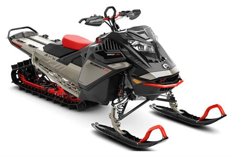 2022 Ski-Doo Summit X Expert 154 850 E-TEC Turbo SHOT PowderMax Light 3.0 w/ FlexEdge HA in New Britain, Pennsylvania