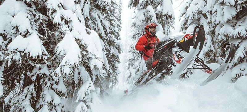 2021 Ski-Doo Summit X Expert 154 850 E-TEC Turbo SHOT PowderMax Light FlexEdge 3.0 in Deer Park, Washington - Photo 15
