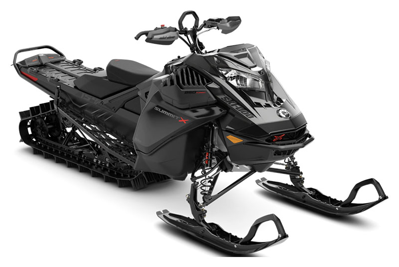 2022 Ski-Doo Summit X Expert 154 850 E-TEC Turbo SHOT PowderMax Light 2.5 w/ FlexEdge HA in Honeyville, Utah - Photo 1