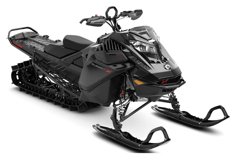 2022 Ski-Doo Summit X Expert 154 850 E-TEC Turbo SHOT PowderMax Light 3.0 w/ FlexEdge HA in Montrose, Pennsylvania - Photo 1