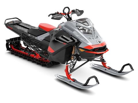 2021 Ski-Doo Summit X Expert 165 850 E-TEC SHOT PowderMax Light FlexEdge 3.0 LAC in Colebrook, New Hampshire