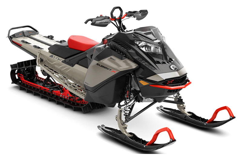 2022 Ski-Doo Summit X Expert 165 850 E-TEC SHOT PowderMax Light 3.0 w/ FlexEdge HA in Cohoes, New York - Photo 1