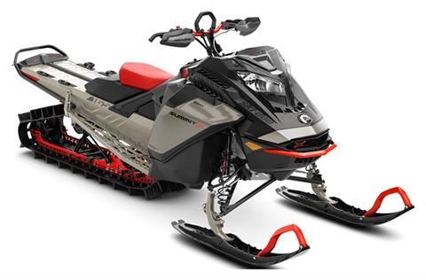 2022 Ski-Doo Summit X Expert 165 850 E-TEC SHOT PowderMax Light 3.0 w/ FlexEdge SL in Unity, Maine - Photo 1