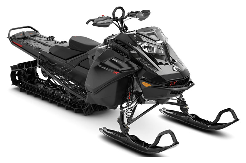 2022 Ski-Doo Summit X Expert 165 850 E-TEC SHOT PowderMax Light 3.0 w/ FlexEdge SL in Evanston, Wyoming