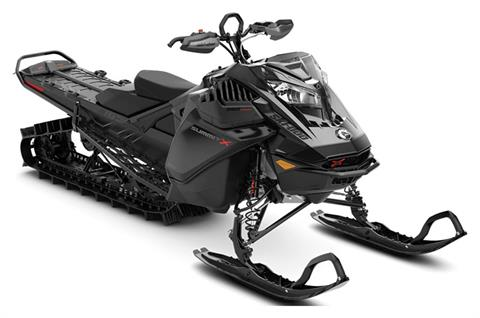 2022 Ski-Doo Summit X Expert 165 850 E-TEC Turbo SHOT PowderMax Light 3.0 w/ FlexEdge HA in Wilmington, Illinois