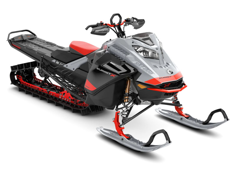2021 Ski-Doo Summit X Expert 175 850 E-TEC SHOT PowderMax Light FlexEdge 3.0 LAC in Lake City, Colorado - Photo 1