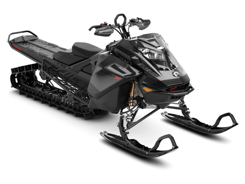 2021 Ski-Doo Summit X Expert 175 850 E-TEC SHOT PowderMax Light FlexEdge 3.0 LAC in Augusta, Maine - Photo 1
