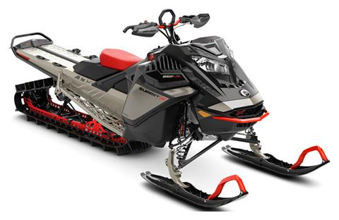 2022 Ski-Doo Summit X Expert 175 850 E-TEC Turbo SHOT PowderMax Light 3.0 w/ FlexEdge HA in New Britain, Pennsylvania