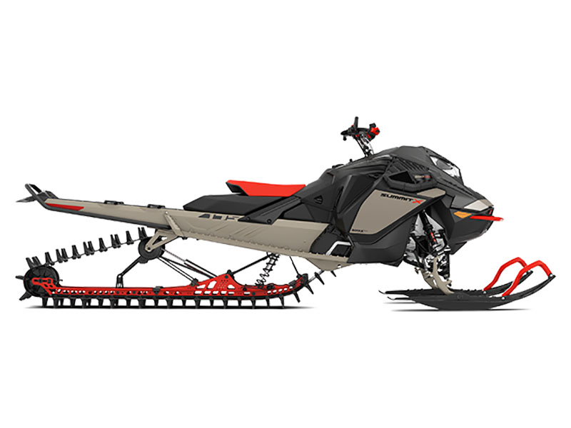 2022 Ski-Doo Summit X Expert 175 850 E-TEC Turbo SHOT PowderMax Light 3.0 w/ FlexEdge HA in Union Gap, Washington - Photo 2