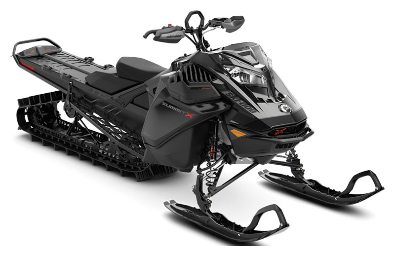 2022 Ski-Doo Summit X Expert 175 850 E-TEC Turbo SHOT PowderMax Light 3.0 w/ FlexEdge HA in Wenatchee, Washington - Photo 1