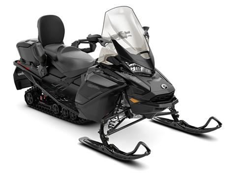 2022 Ski-Doo Grand Touring Limited 900 ACE ES Silent Track II 1.25 w/ Digital Display in Wilmington, Illinois