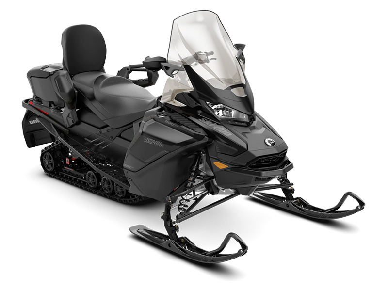 2022 Ski-Doo Grand Touring Limited 900 ACE ES Silent Track II 1.25 w/ Digital Display in Hudson Falls, New York - Photo 1