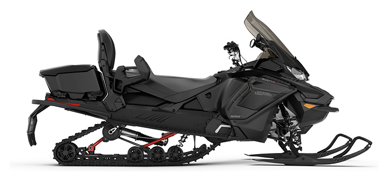 2022 Ski-Doo Grand Touring Limited 900 ACE ES Silent Track II 1.25 w/ Digital Display in Hudson Falls, New York - Photo 2