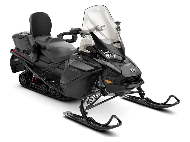 2022 Ski-Doo Grand Touring Limited 900 ACE Turbo 130 ES Silent Track II 1.25 w/ Digital Display in Cottonwood, Idaho