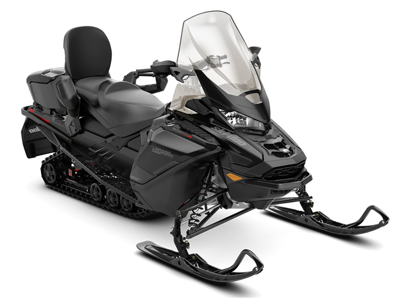 2022 Ski-Doo Grand Touring Limited 900 ACE Turbo R ES Silent Track II 1.25 w/ Digital Display in Wenatchee, Washington