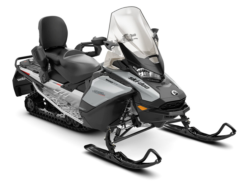 2022 Ski-Doo Grand Touring Sport 600 ACE ES Silent Track II 1.25 in Evanston, Wyoming