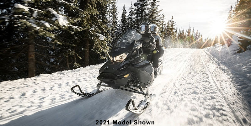 2022 Ski-Doo Grand Touring Sport 900 ACE ES Silent Track II 1.25 in Grantville, Pennsylvania - Photo 4