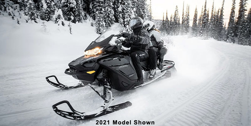 2022 Ski-Doo Grand Touring Sport 900 ACE ES Silent Track II 1.25 in Grantville, Pennsylvania - Photo 6