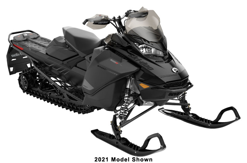 2022 Ski-Doo Backcountry 600R E-TEC ES Cobra 1.6 in Saint Johnsbury, Vermont - Photo 1