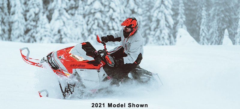 2022 Ski-Doo Backcountry 600R E-TEC ES Cobra 1.6 in Saint Johnsbury, Vermont - Photo 4