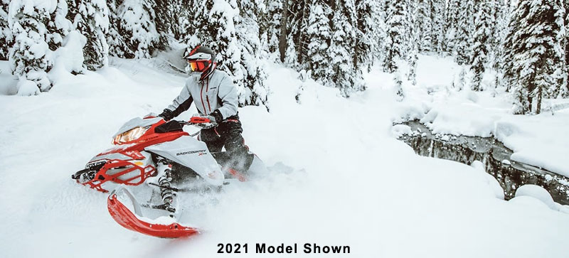 2022 Ski-Doo Backcountry 600R E-TEC ES Cobra 1.6 in Saint Johnsbury, Vermont - Photo 6