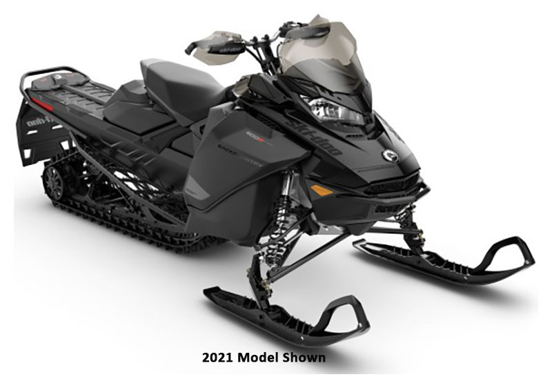 2022 Ski-Doo Backcountry 600R E-TEC ES Cobra 1.6 in Presque Isle, Maine - Photo 1