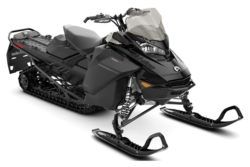 2022 Ski-Doo Backcountry 600R E-TEC ES Cobra 1.6 in Clinton Township, Michigan
