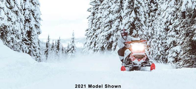2022 Ski-Doo Backcountry 850 E-TEC ES Cobra 1.6 in Bozeman, Montana - Photo 3