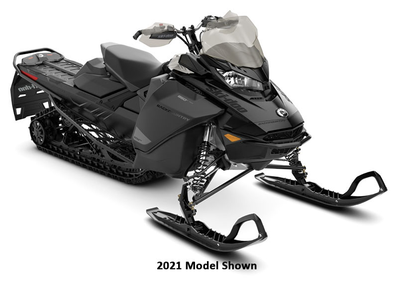 2022 Ski-Doo Backcountry 850 E-TEC ES Cobra 1.6 in Moses Lake, Washington - Photo 1
