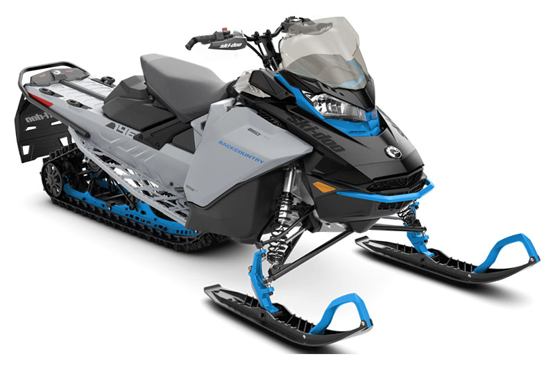 2022 Ski-Doo Backcountry 850 E-TEC ES Cobra 1.6 in New Britain, Pennsylvania - Photo 1