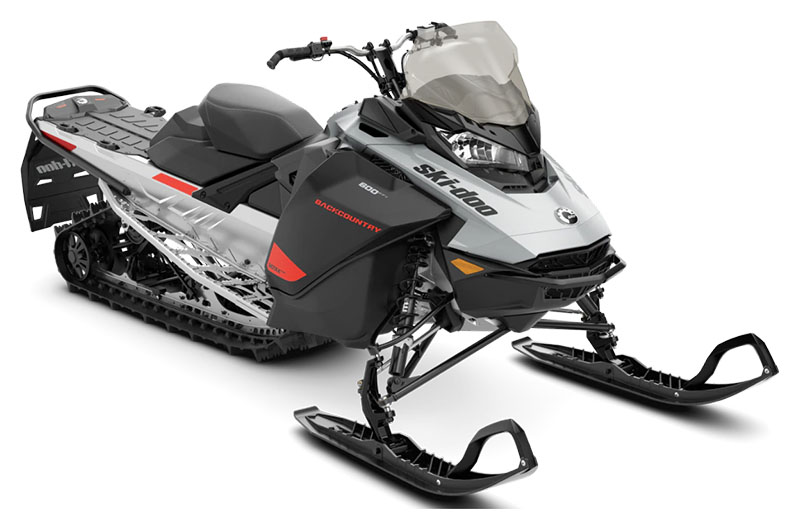 2022 Ski-Doo Backcountry Sport 600 EFI ES PowderMax 2.0 in Ellensburg, Washington