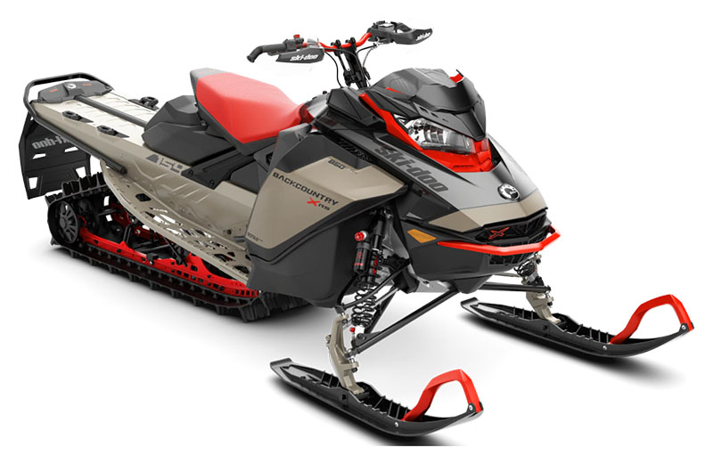 2022 Ski-Doo Backcountry X-RS 154 850 E-TEC ES PowderMax 2.0 w/ Premium Color Display in Land O Lakes, Wisconsin