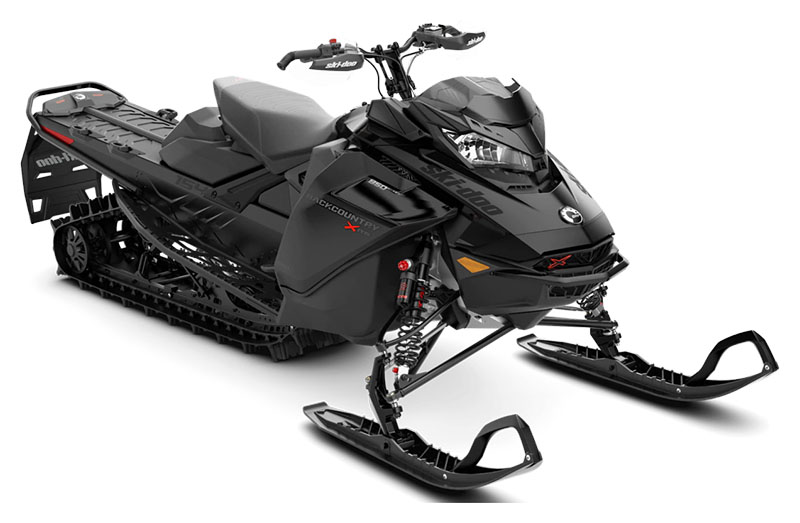 2022 Ski-Doo Backcountry X-RS 154 850 E-TEC ES PowderMax II 2.5 in Wasilla, Alaska - Photo 1