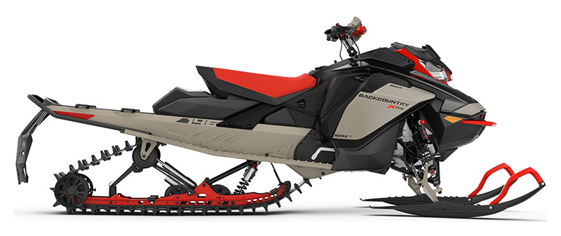 2022 Ski-Doo Backcountry X-RS 850 E-TEC ES Ice Cobra 1.6 w/ Premium Color Display in Rexburg, Idaho - Photo 2