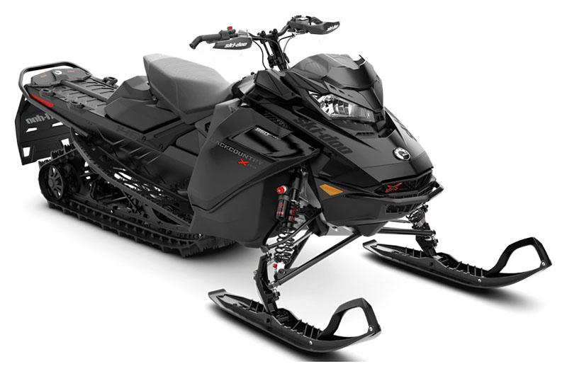 2022 Ski-Doo Backcountry X-RS 850 E-TEC ES PowderMax 2.0 in Saint Johnsbury, Vermont