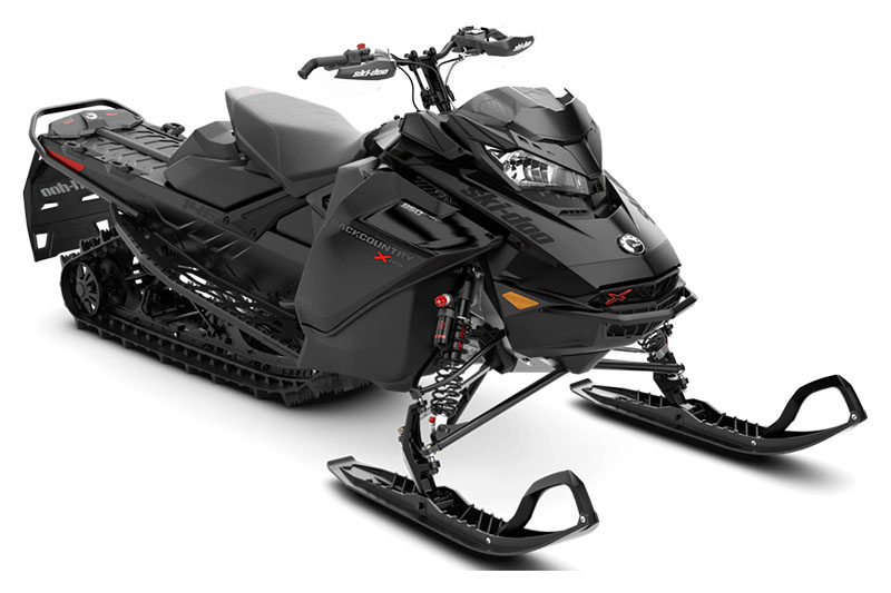 2022 Ski-Doo Backcountry X-RS 850 E-TEC ES PowderMax 2.0 w/ Premium Color Display in Unity, Maine
