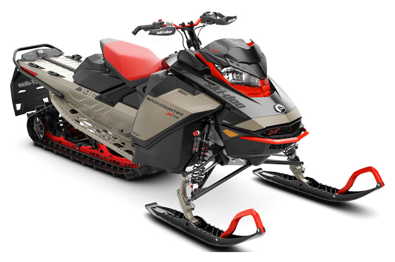 2022 Ski-Doo Backcountry X-RS 850 E-TEC ES PowderMax 2.0 w/ Premium Color Display in Rexburg, Idaho - Photo 1