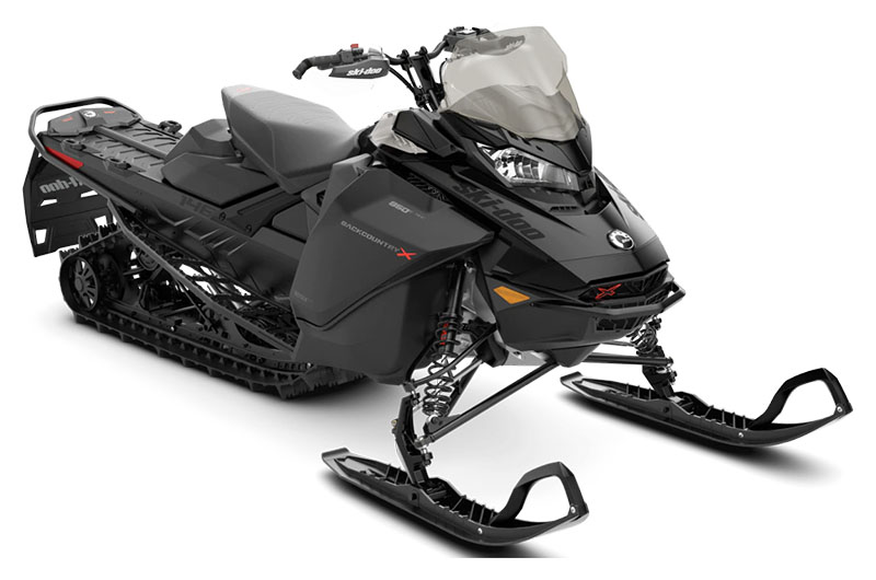 2022 Ski-Doo Backcountry X 850 E-TEC ES Ice Cobra 1.6 w/ Premium Color Display in Colebrook, New Hampshire