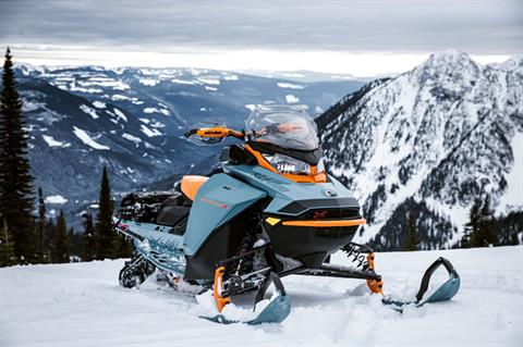2022 Ski-Doo Backcountry X 850 E-TEC ES PowderMax 2.0 w/ Premium Color Display in Hillman, Michigan - Photo 2